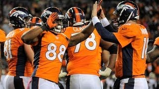 Broncos Crush Saints, 34-14
