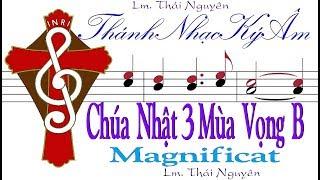 Chúa Nhật 3 Mùa Vọng năm B Magnificat  Lm Thái Nguyên [Thánh Nhạc Ký Âm] TnkaBV3tn