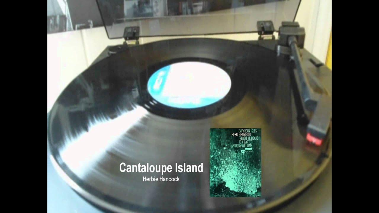 Herbie Hancock Cantaloupe Island Vinyl