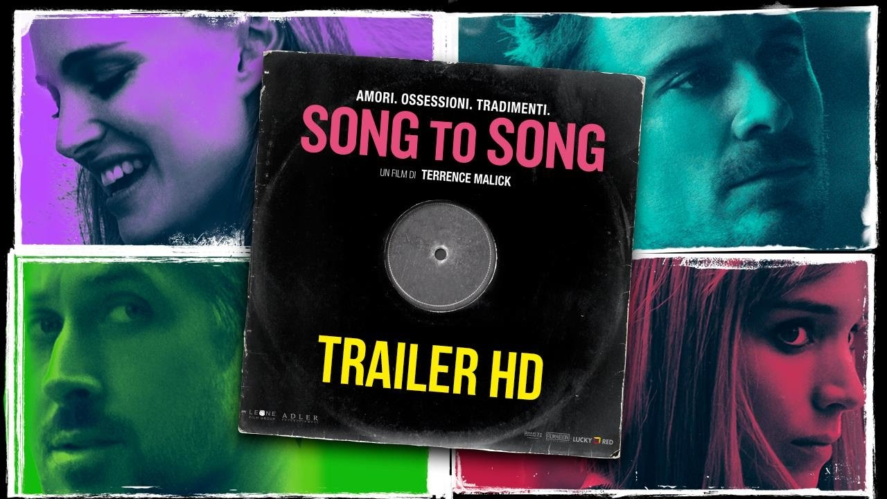 SONG TO SONG - Trailer Ufficiale Italiano
