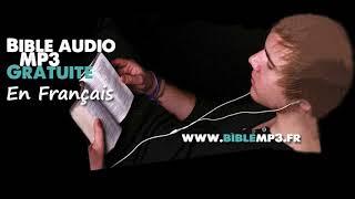 Bible audio - La Genèse (Partie 1) - les 25 premiers chapitres - Bible MP3 en Français