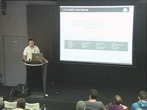 Madrid ElasticSearch Meetup: On-the-fly ETL con EFK: ElasticSearch, Flume y Kibana