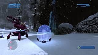 Halo: Combat Evolved: No Useless Kill Run [Assault on the Control Room]