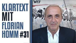 Florian Homm spricht Klartext #31: Fake News, Zensur und Alternative Medien
