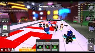 Cheater in Roblox Murder Mystery 15