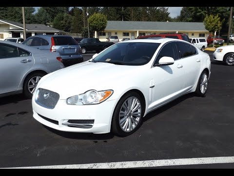 2011 Jaguar XF | Read Owner and Expert Reviews, Prices, Specs