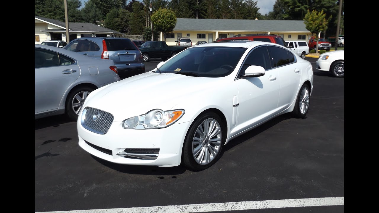 2011 jaguar xf reviews
