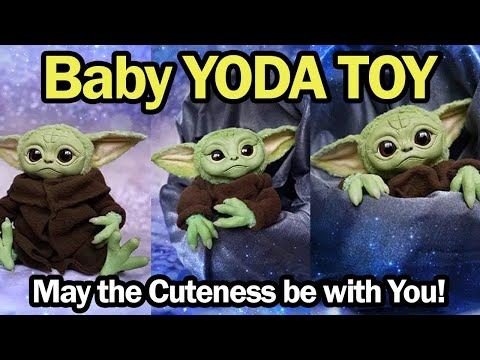 Jim E. Chonga - The Funko POP! Version of Baby Yoda Available for Pre-Order