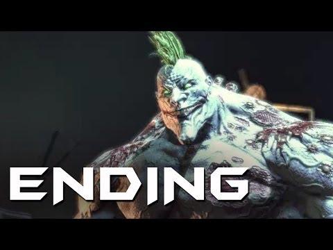 Batman: Arkham Asylum Walkthrough ENDING