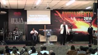 Pregação Evangélica - Curando a alma ferida - Pr.Alexandre Freitas