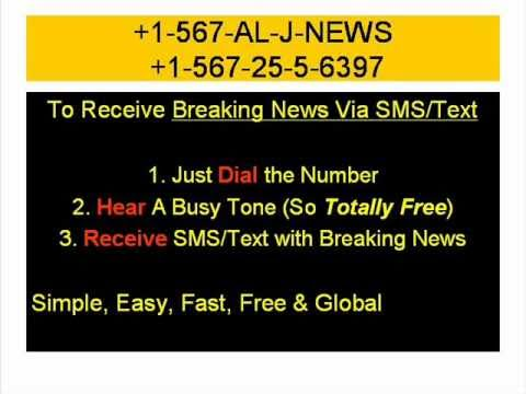 HOW A MISSED CALL GETS YOU NEWS VIA SMS/TEXT WORLDWIDE
