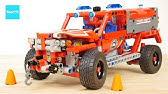 Lego Technic Rc Motorized 42075 First Responder Youtube