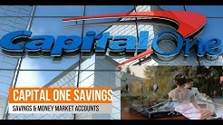 CAPITAL ONE SAVINGS ACCOUNT & MONEY MARKET ACCOUNT REVIEWS, INTEREST RATES, FEES?