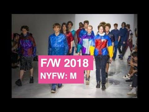 patrik-ervell-spring/summer-2018-men's-runway-show-|-global-fashion-news