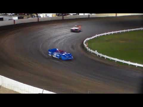 Limited Late Model Amain @ Farley Speedway 10/20/17