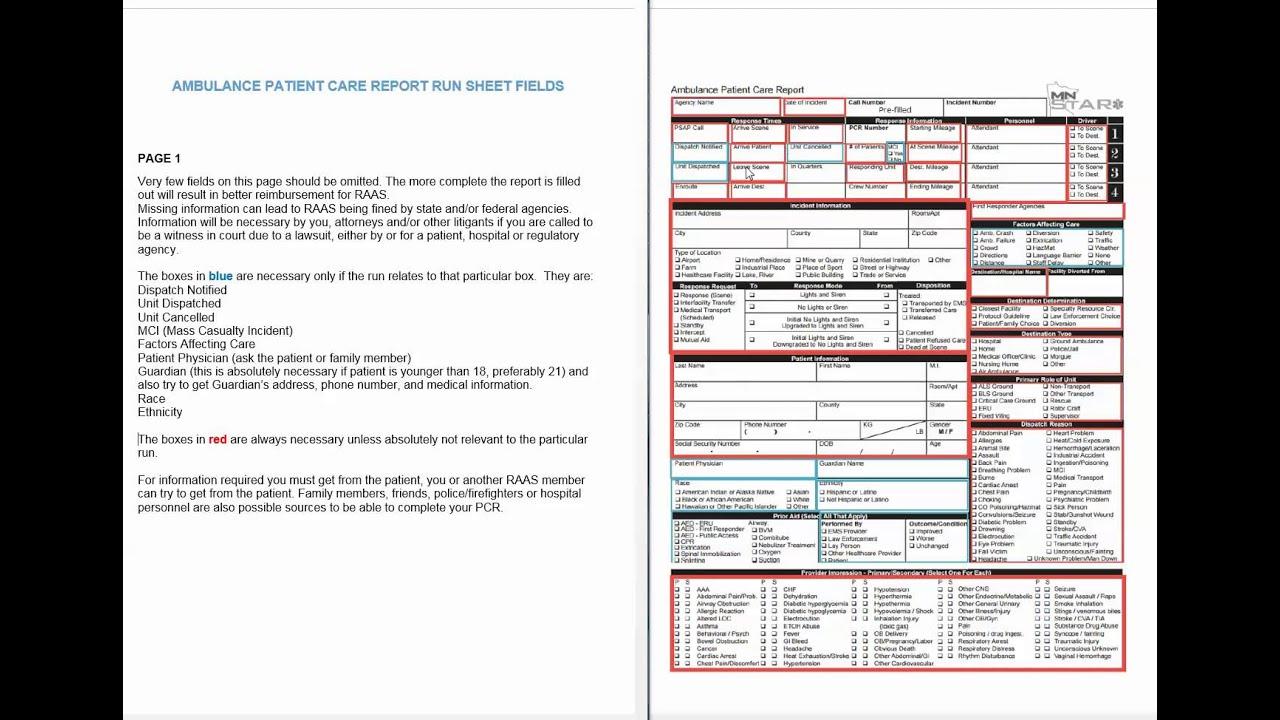 Emt Report – Articleblog info