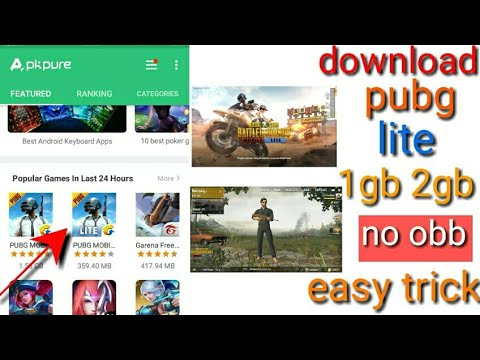 Pubg Mobile Lite Download Apkpure - Hack Pubg Lite rar