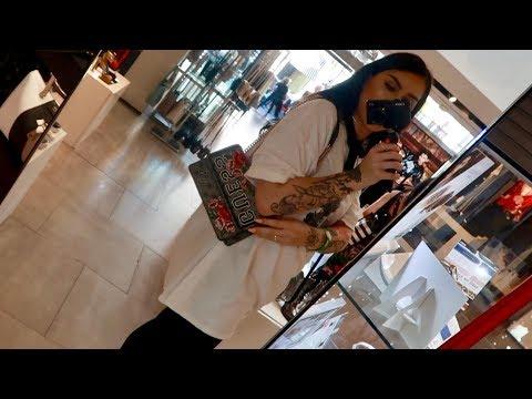 Shopping in Beverly Hills   LA Vlog 6   Maya Vlog 93