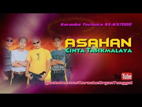 Asahan - Cinta Tasikmalaya | Karaoke Technics SX KN7000