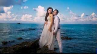 Свадьба Виктории и Виктора (Мальдивы)