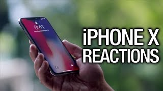 iPhone 8 Looks Great, but iPhone X is the Real Upgrade   Apple Reactions
