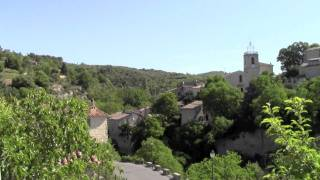 Esparron de Verdon Village - 1080p.mov