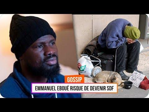 Emmanuel Eboué risque de devenir SDF