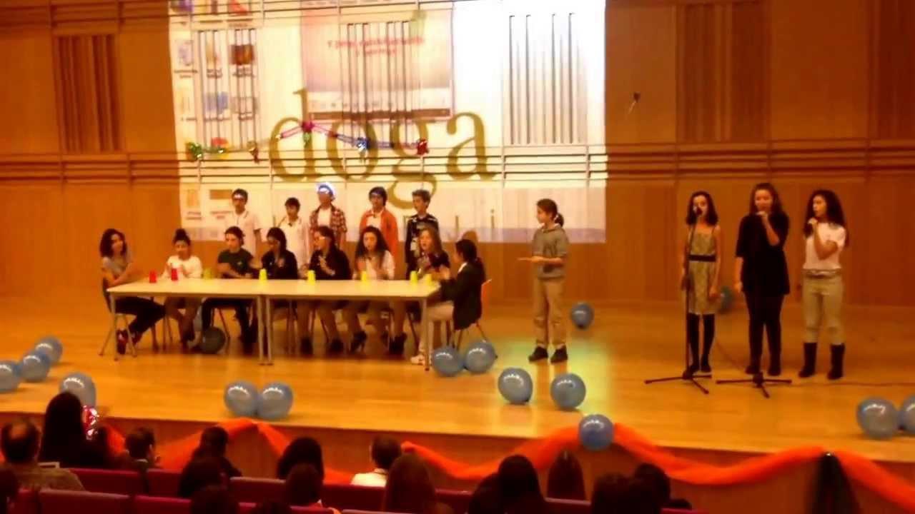 Acibadem Doga Koleji Si Me Voy Cups Song Espanol