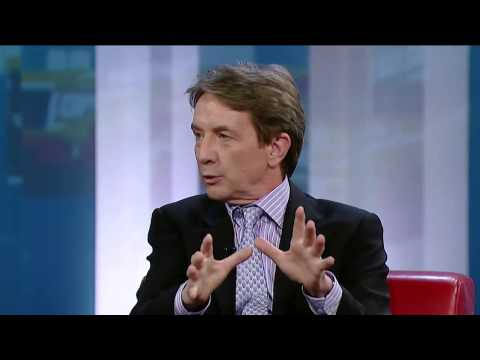Martin Short On George Stroumboulopoulos Tonight: INTERVIEW