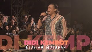 DIDI KEMPOT - Stasiun Balapan, Live at (FIB UGM)