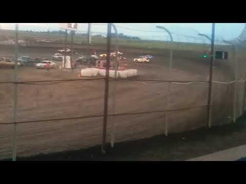 Street Stock Heat 2  Macon Speedway
