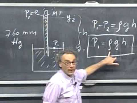 MIT Professor Walter Lewi's Physics 801 Lecture 27