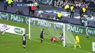 Bordeaux 3 - 2 Evian TG (31-05-13)   Finale Coupe de France 2013