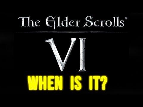 NEW Elder Scrolls 6 - RELEASE DATE?