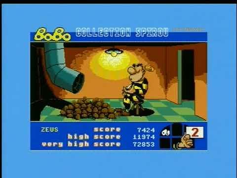 BOBO - STIR CRAZY (ATARI ST - FULL GAME)