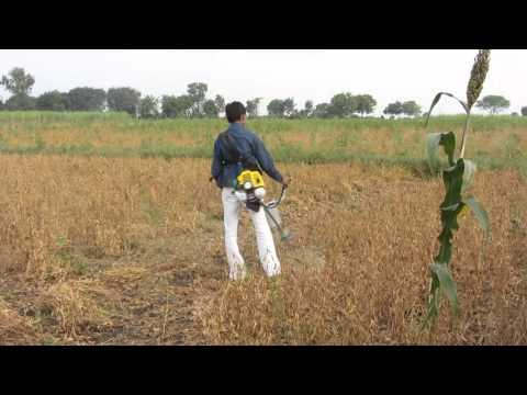 KisanKraft Soya Bean Harvester