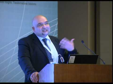 Pharma Future 2012 Dubai Walid Kattouha.wmv