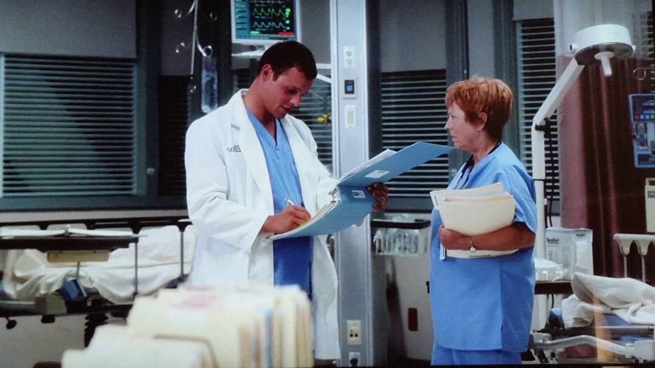 greys anatomy meredith  u0026quot are you calling me a nurse  u0026quot
