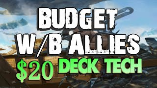MTG Deck Tech: Budget B/W Allies in Battle for Zendikar Standard!