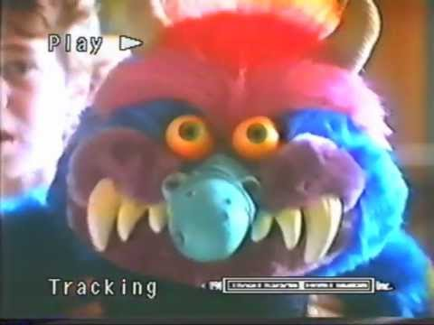 My Pet Monster Commercial 1986