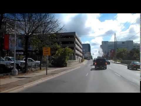 Driving Through Downtown Oshawa