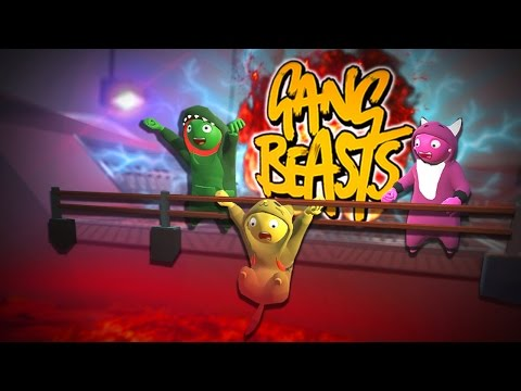 DER WEG IN DIE HÖLLE!? | Gang Beasts - Witzige Momente (Funny Moments German)