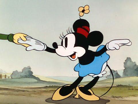 Mickey Mouse In Photo Video Footage Of The Film Better En Material De Archivo De La Pelicula Mejor