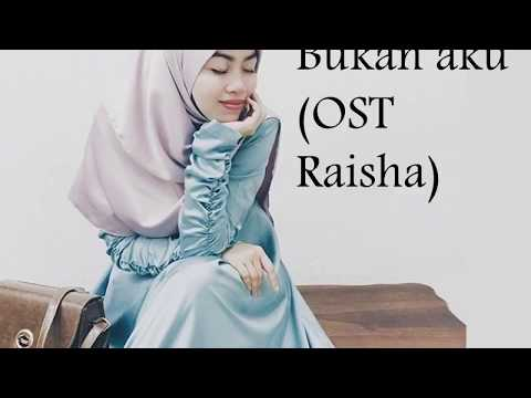 Tasha Manshahar - Bukan Aku (Official lyrics Video)