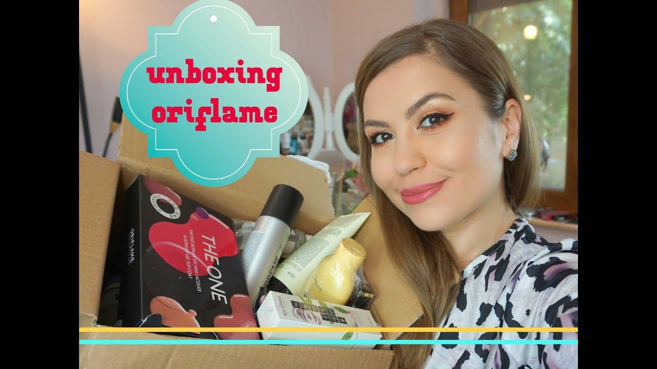 Unboxing Cumparaturi Oriflame C11 | Mademoiselle Lorraine