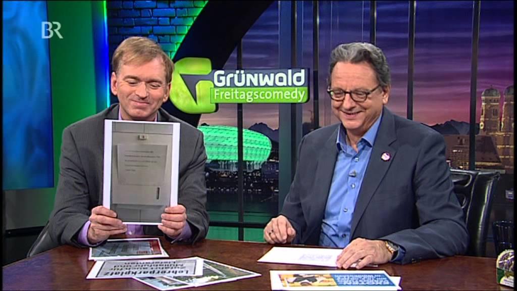 Günter Grünwald Freitagscomedy