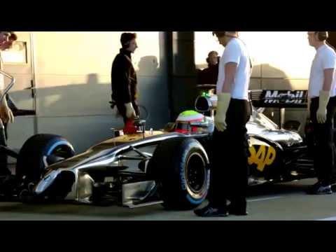 Test Drive Mclaren Honda I Formula One 2015