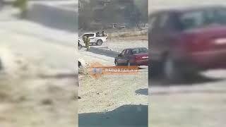 В Баткенской области на кыргызско-таджикской границе неспокойно
