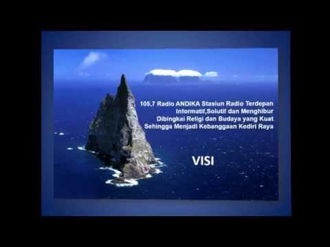 Visi Misi 105,7 Radio ANDIKA-Kediri, Jawa Timur