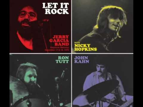 Jerry Garcia Band - Tore Up Over You 11/18/75